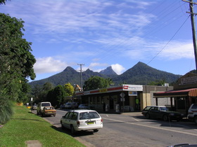 Uki view to Mt Warning