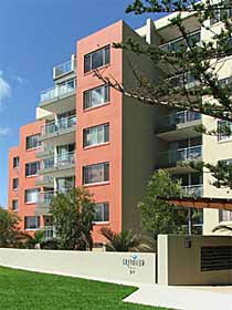 Ballina accommodation apartments